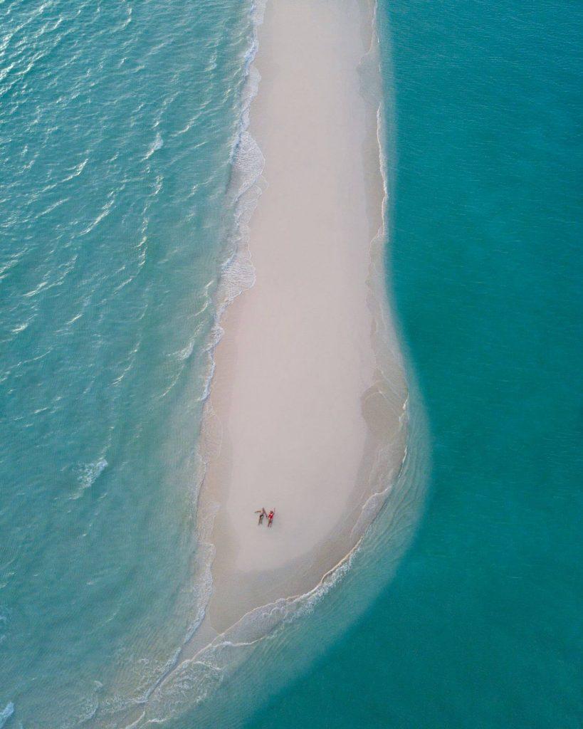 Maldives Sandbank Picnic