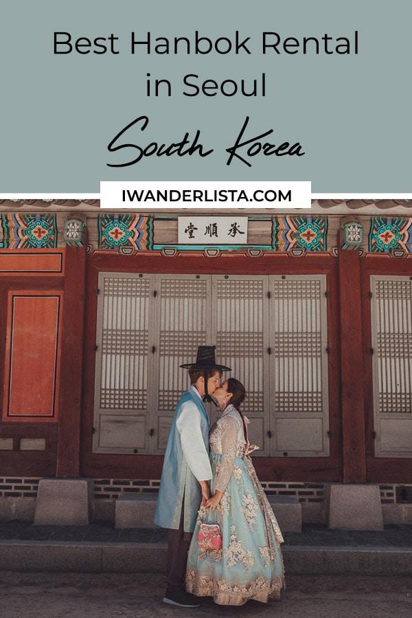 best hanbok rental