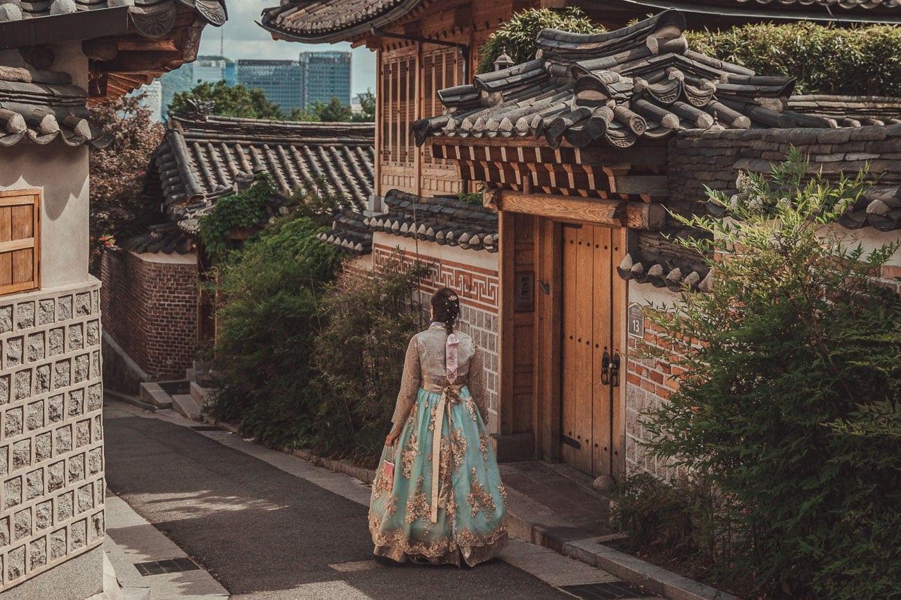 Best Hanbok Rental near Gyeonbokgung Palace