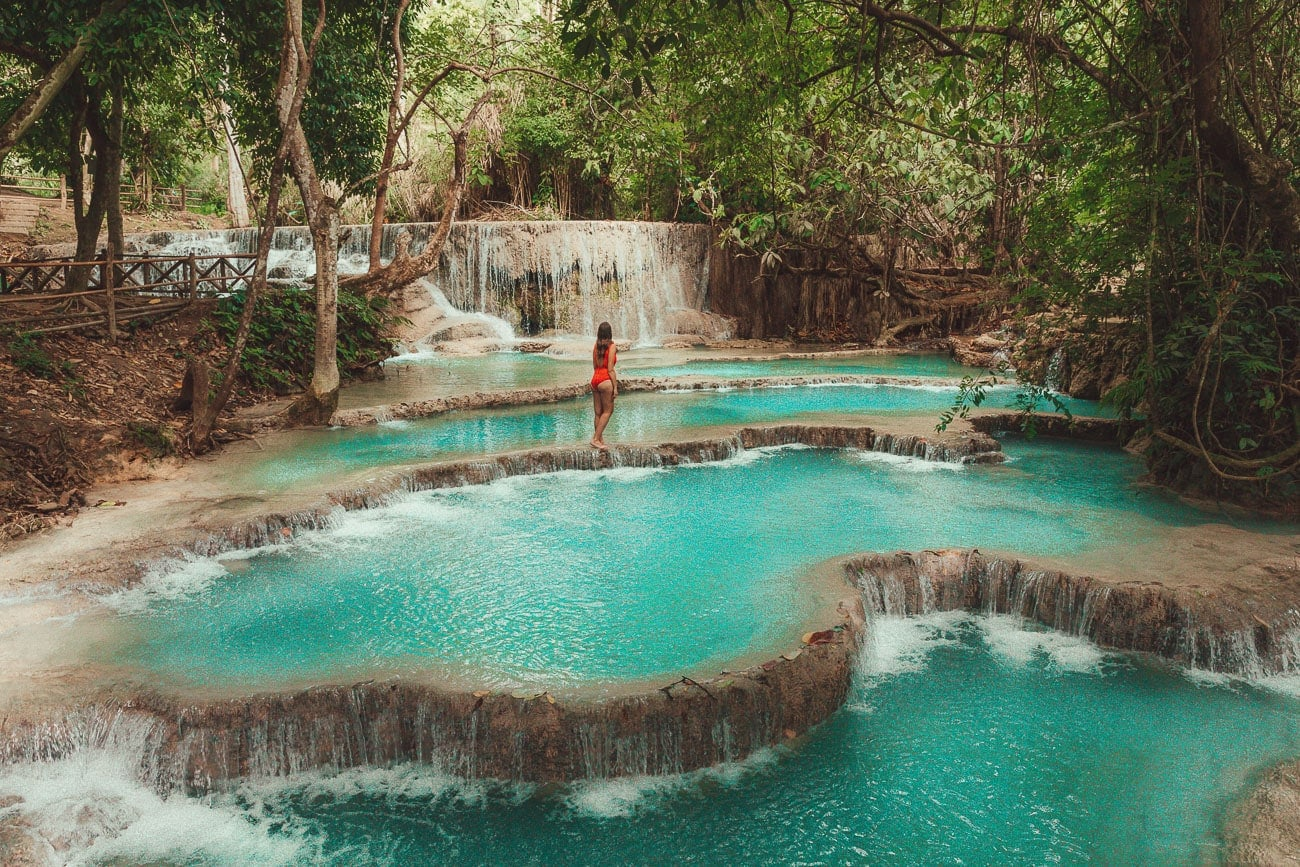 Kuang Si Falls Laos – A Complete Guide to Visiting