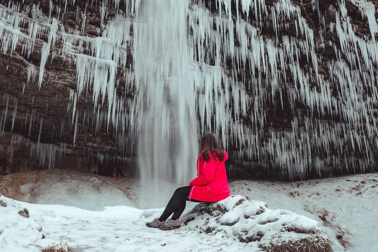Visit the Jaw-Dropping Pericnik Waterfall in Slovenia