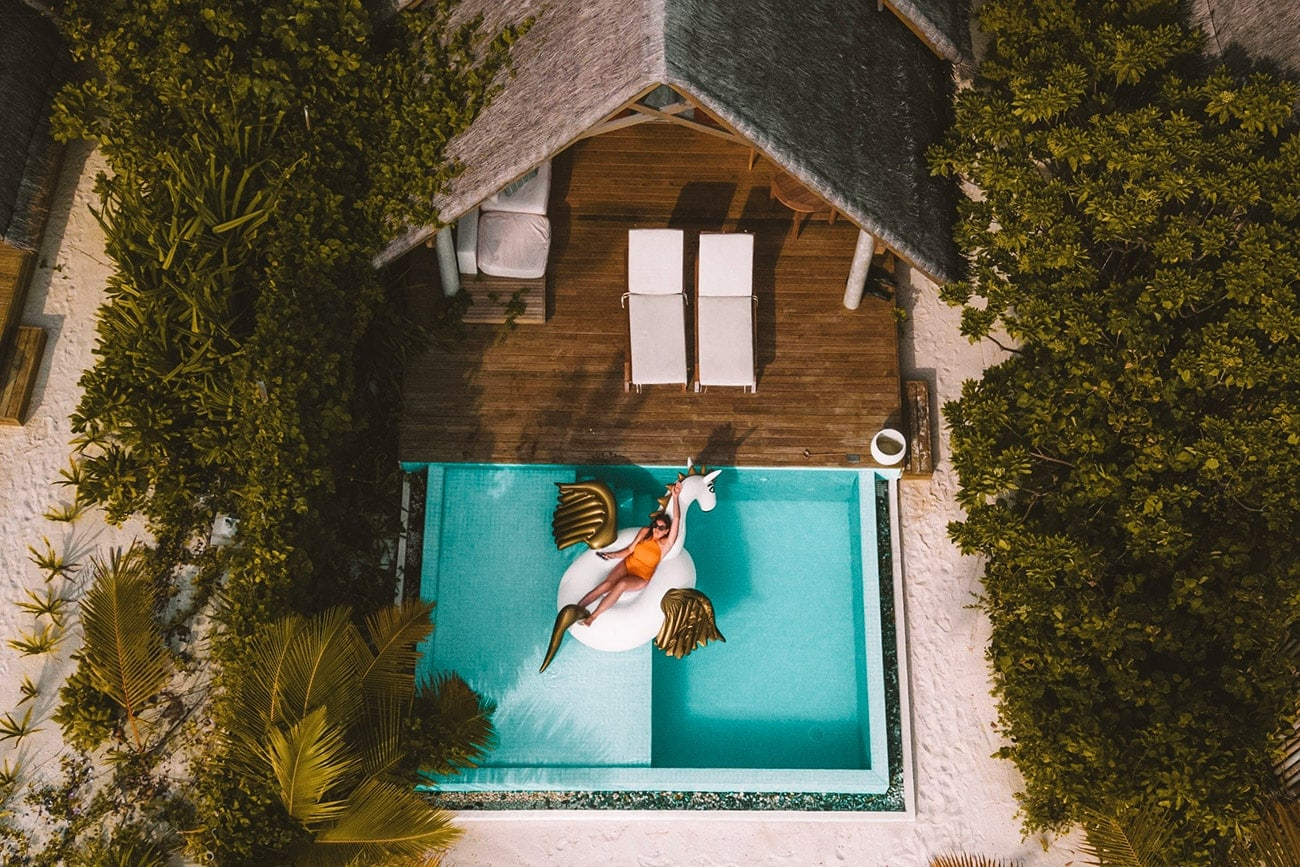Fushifaru maldives villas