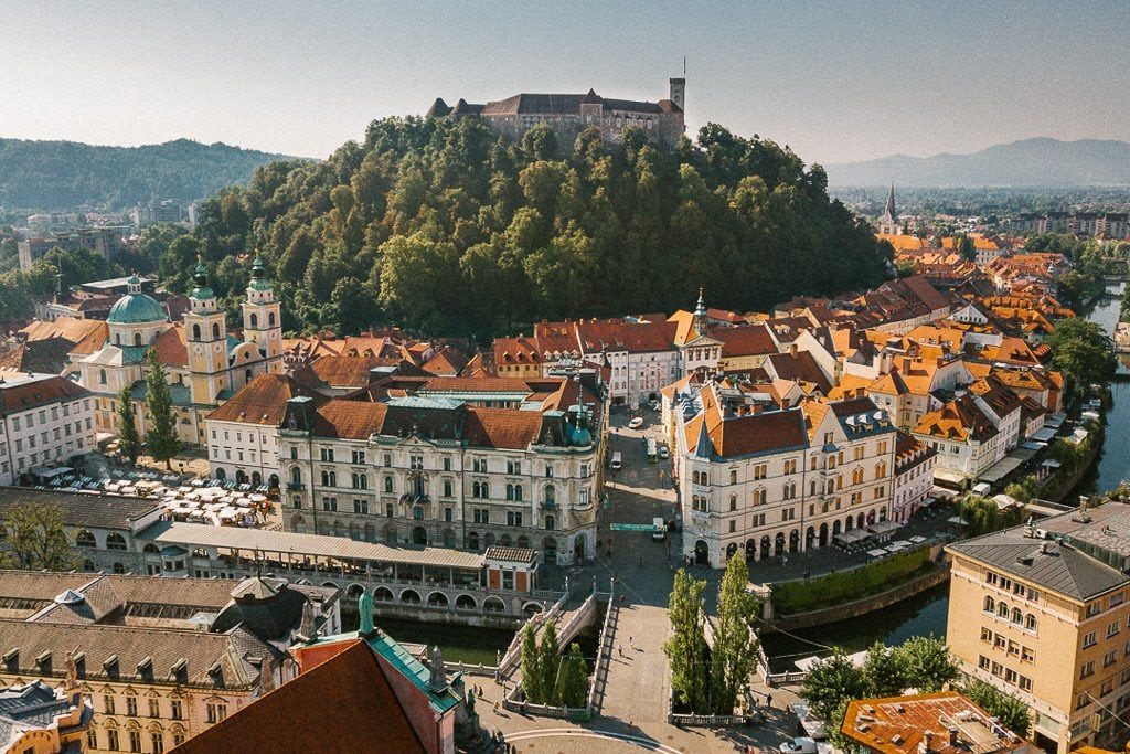 Things to do in Ljubljana