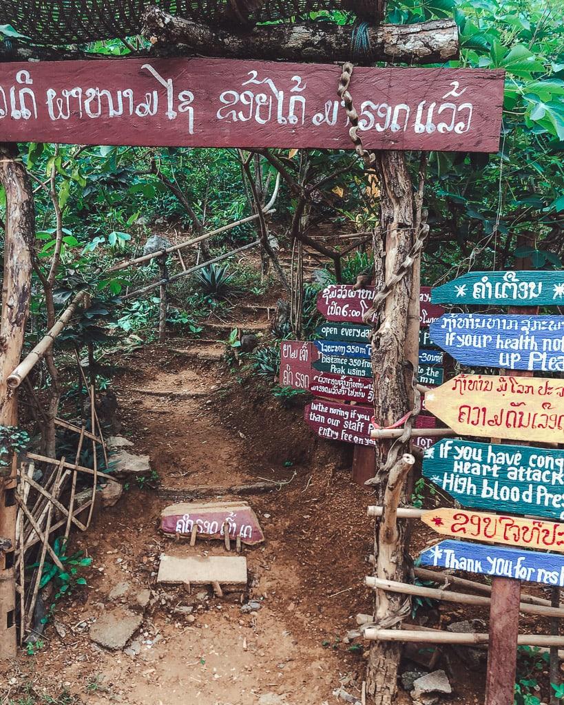 Nam Xay Viewpoint Hike