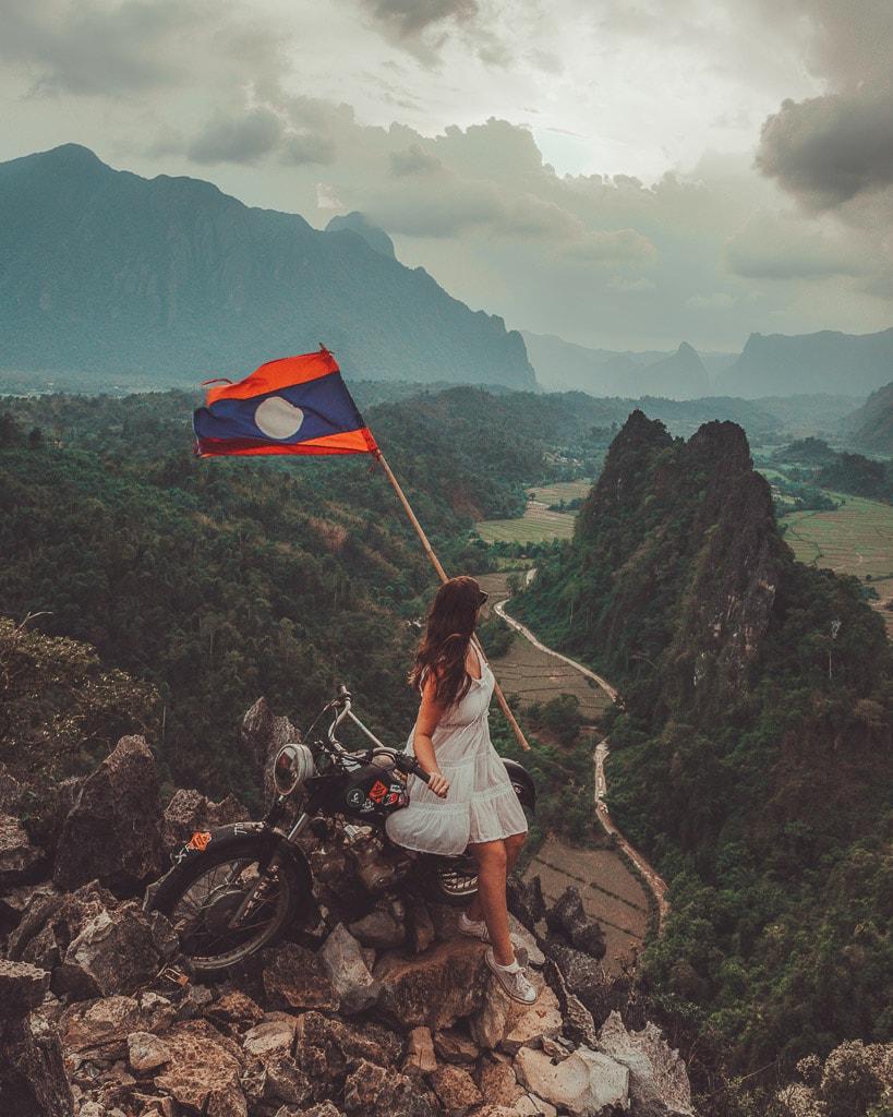 Nam Xay Viewpoint Laos