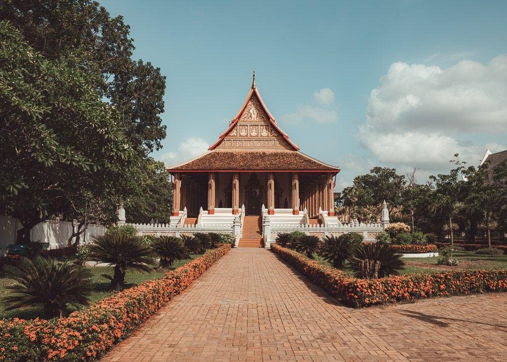 How Phra Kaew