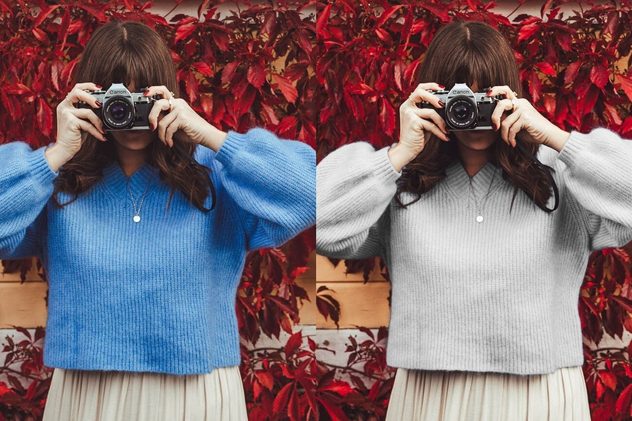 Photo Tutorial – Change the Color of Your Clothes in Photoshop