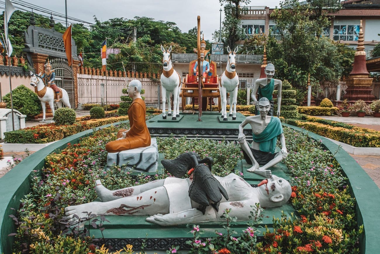 Wat Preah Prom Rath – Temple in Central Siem Reap