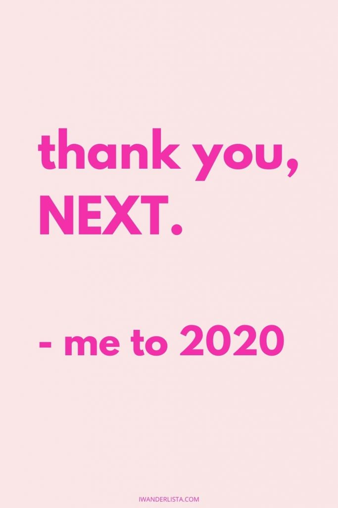 New year 2020 captions