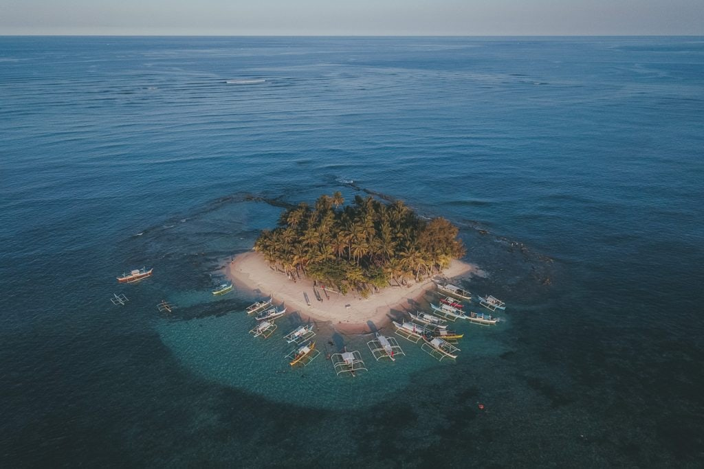 Guyam Island Philippines