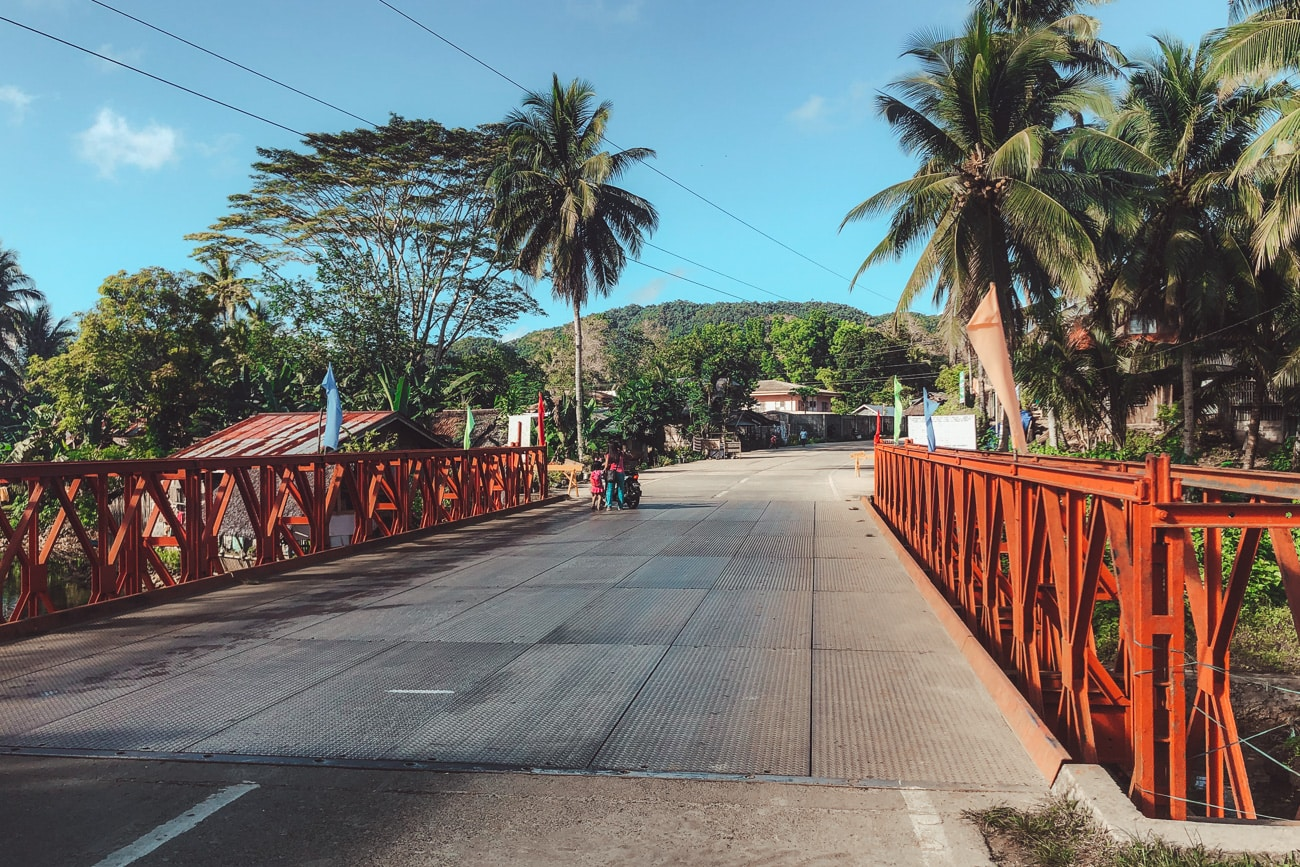 Maasin River Bridge