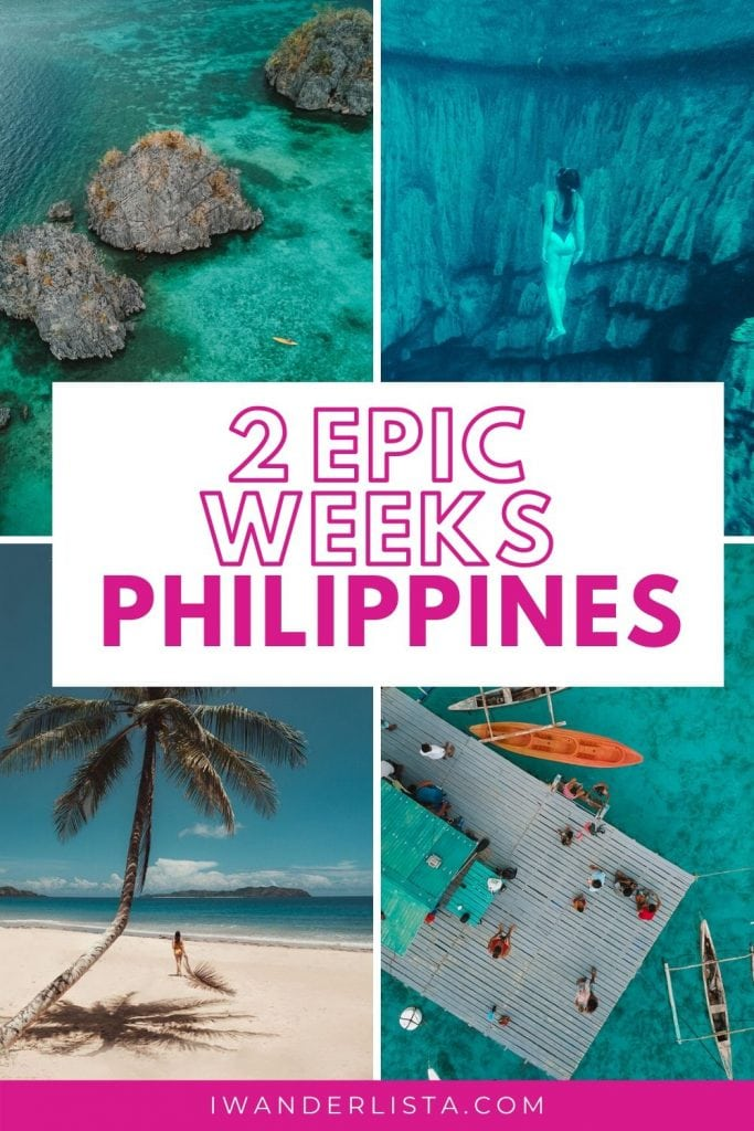 2 weeks in the Philippines