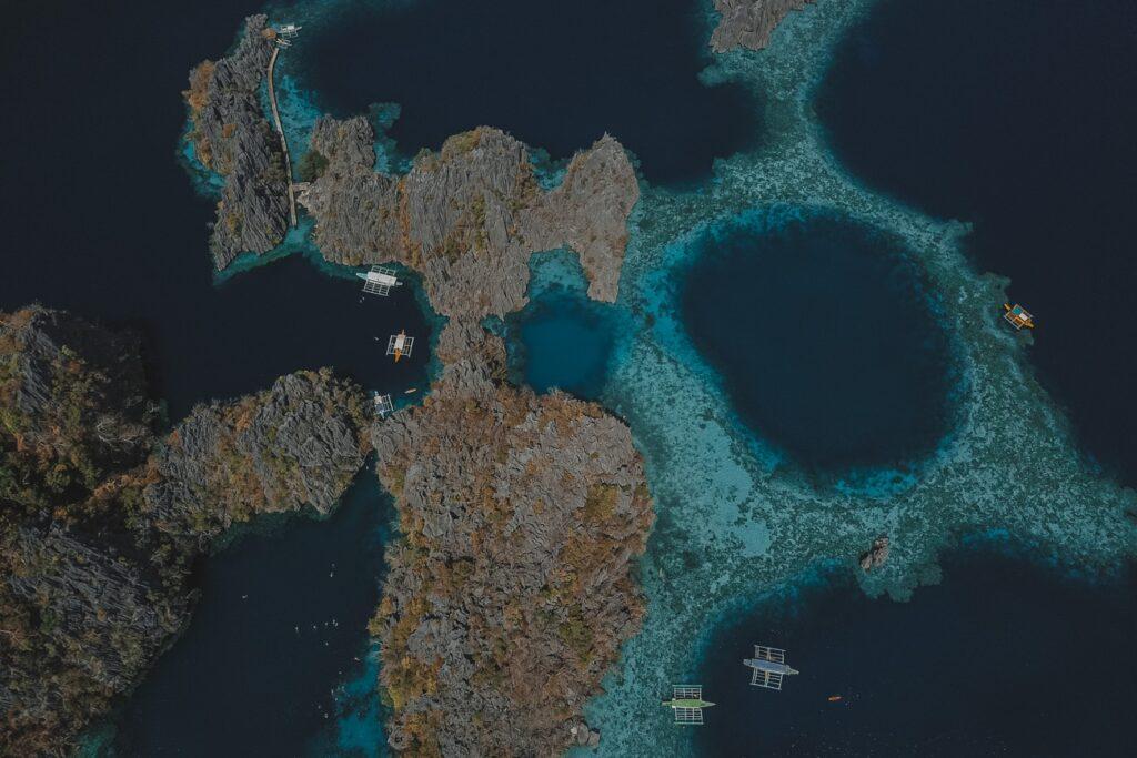 Coron Twin Lagoon