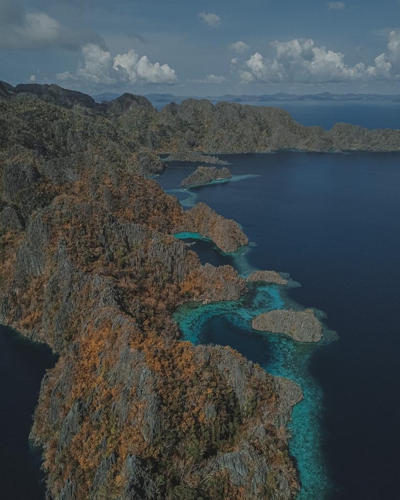 Twin Lagoon Coron