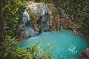 Luganson Falls