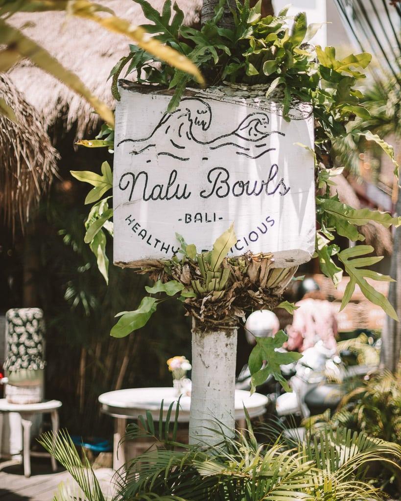 Nalu Bowls Canggu