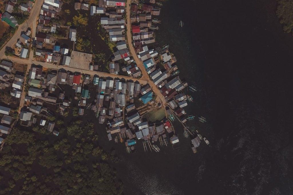 Siargao village