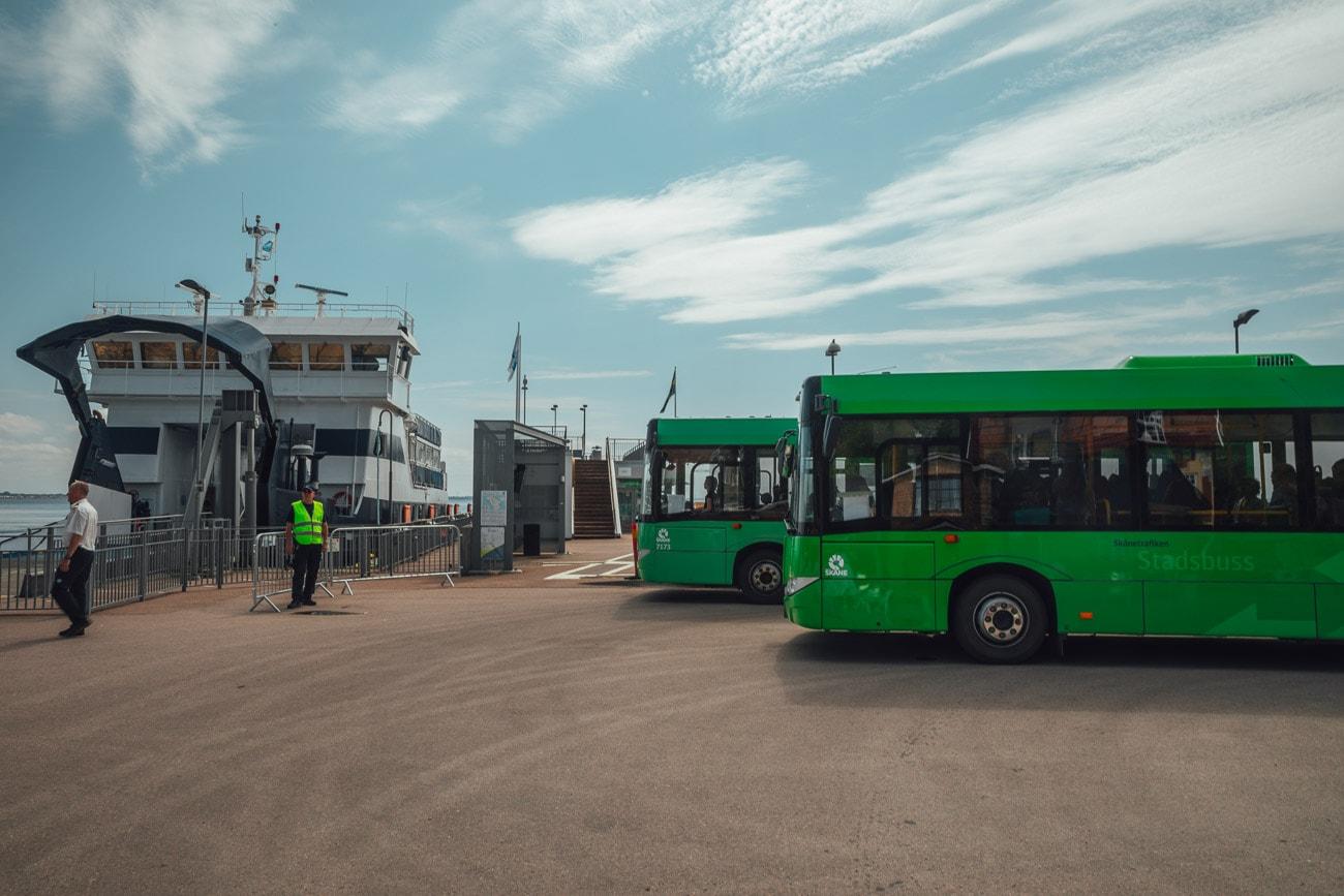 Ven Island Bus