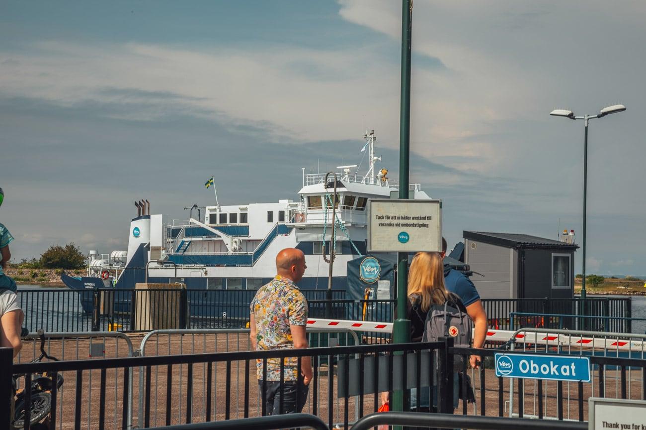 Ven Island Ferry