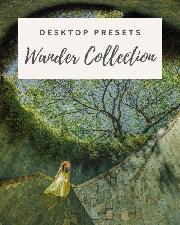 Wander Collection Desktop