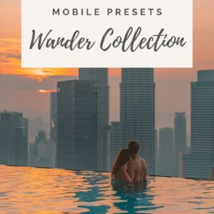 Wander Collection - Mobile
