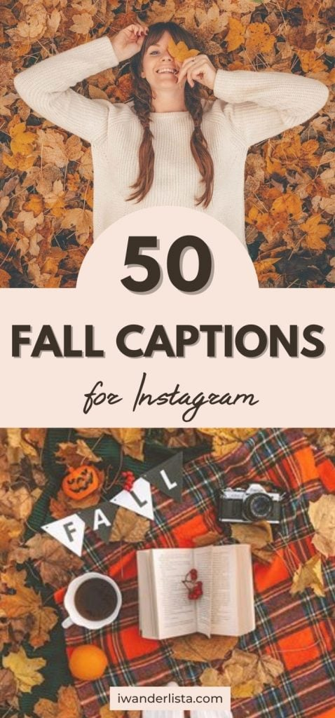 fall captions