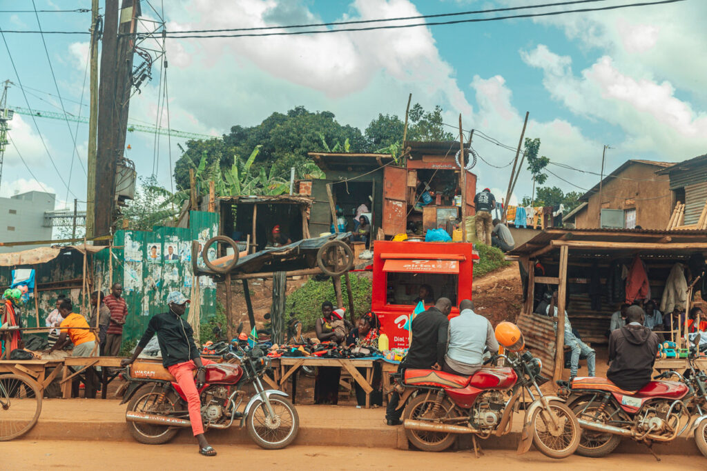 Uganda itinerary