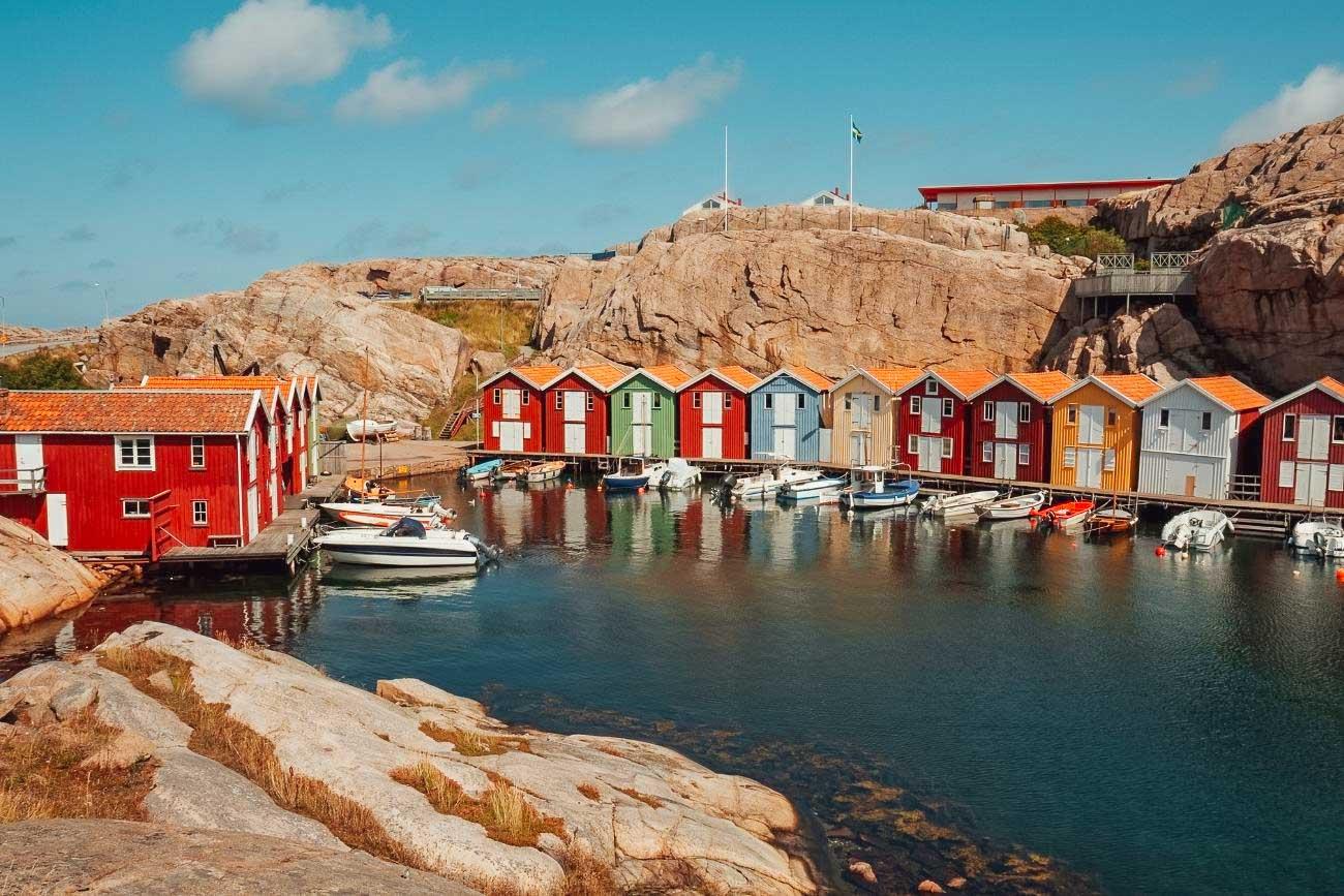 Smögen – The Most Charming Seaside Town in Sweden